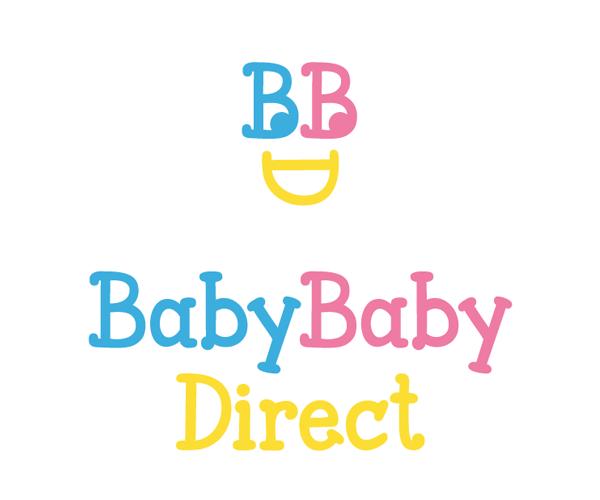 baby-baby-direct-logo-design