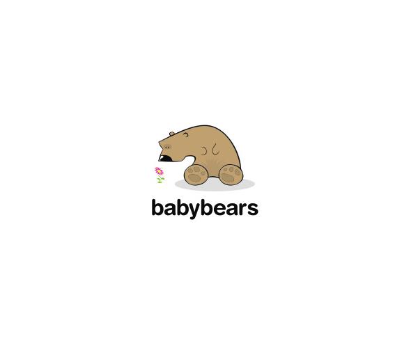 baby-bears-logo-design