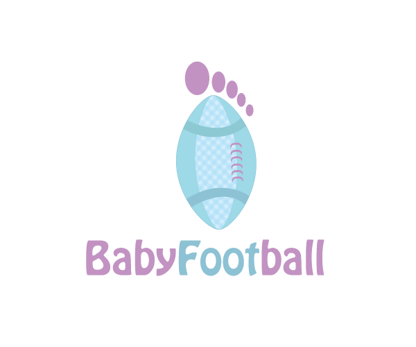 baby-football-logo-design