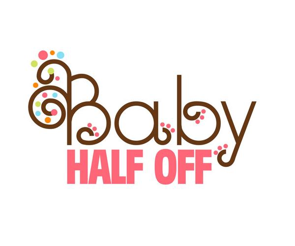 baby-half-off-logo-designer