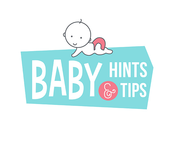 baby-hints-and-tips-logo-design-free