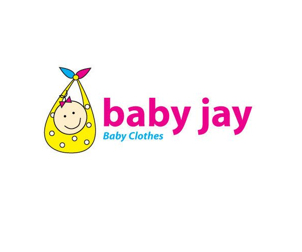 baby-jay-baby-clothes-logo-design-for-shop