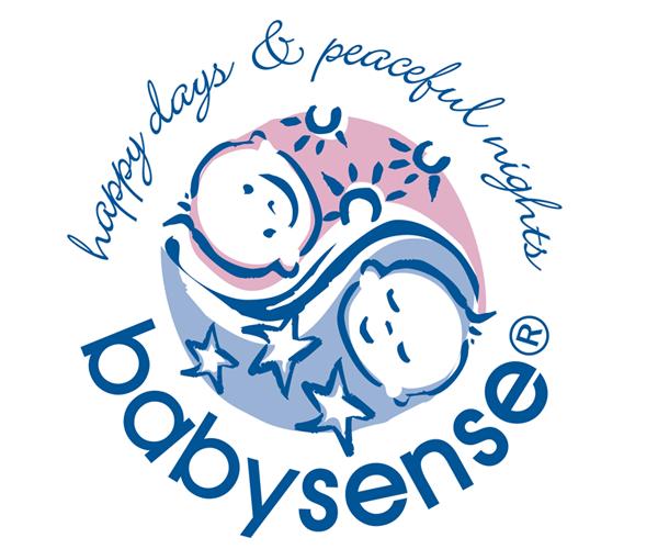 baby-sense-logo-design