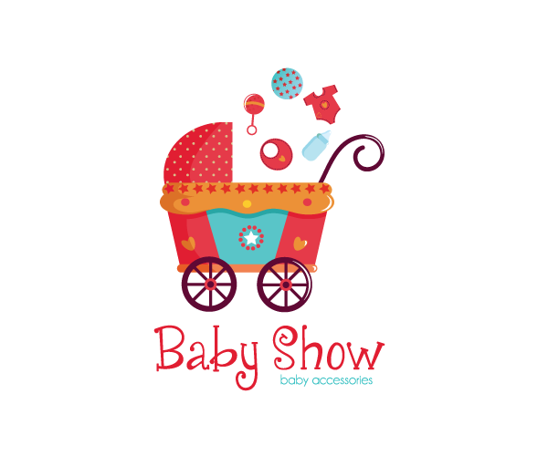 baby-show-logo-design-for-accessories-baby