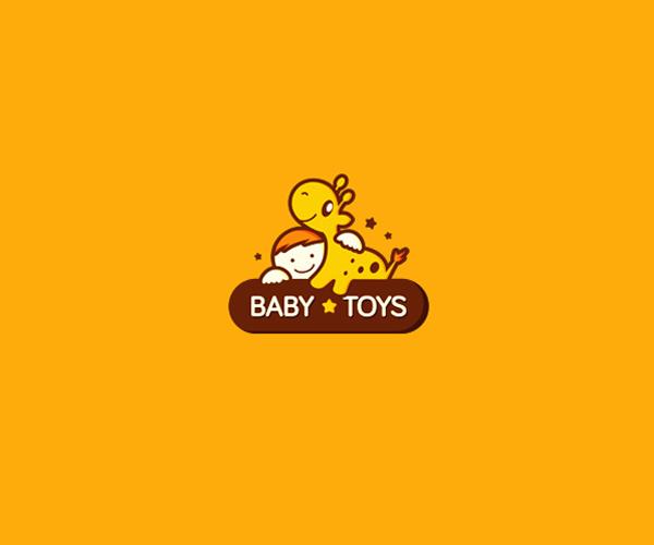 baby-toys-logo-design
