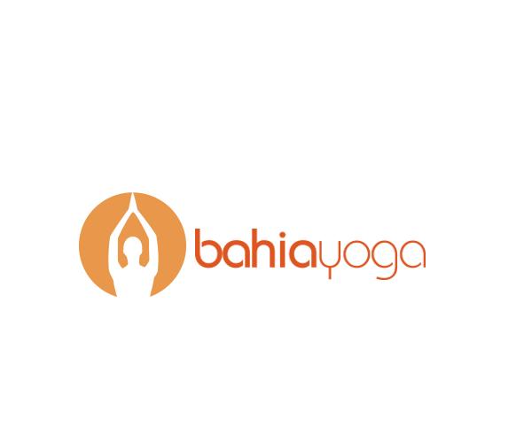 bahia-yoga-logo-design