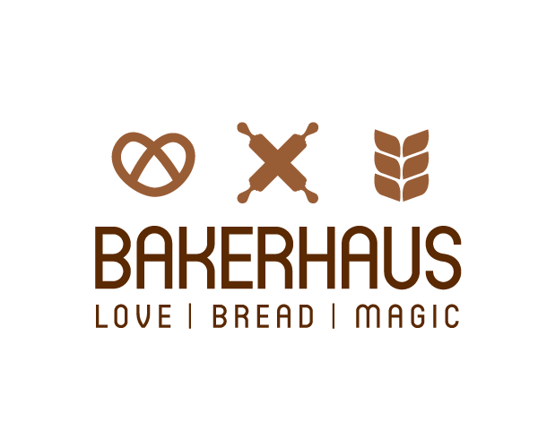 bakerhaus-logo-design