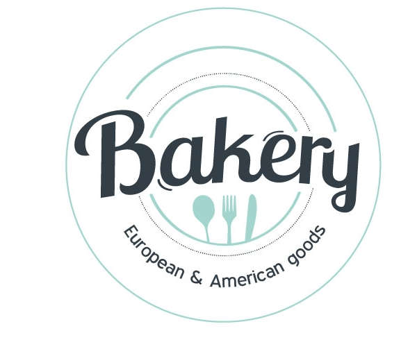 bakery-european-and-american-goods-logo