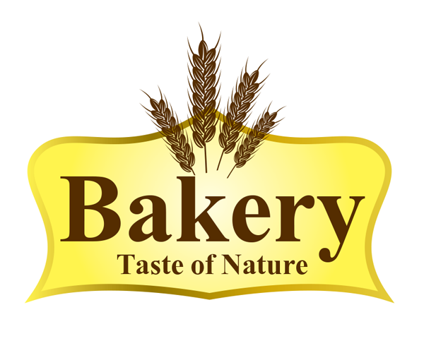 bakery-taste-of-nature-logo-design