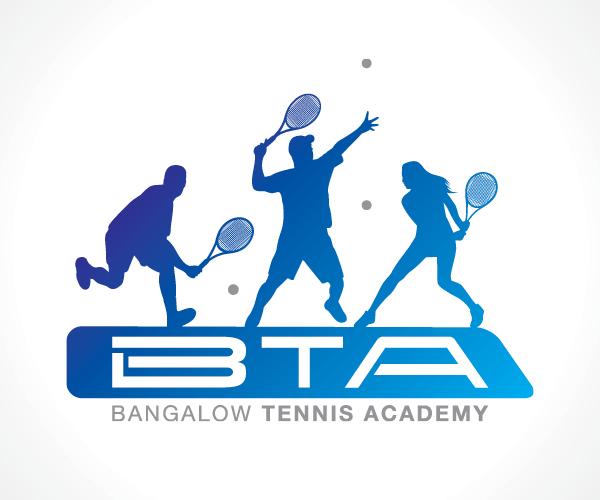 bangalow-tennis-academy-logo-design
