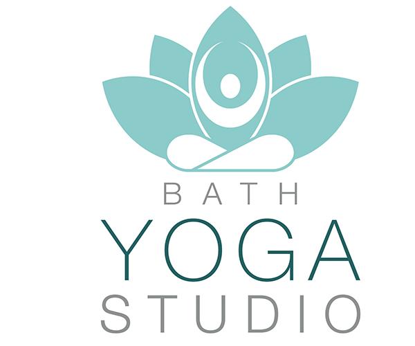 bath-yoga-studio-logo-design
