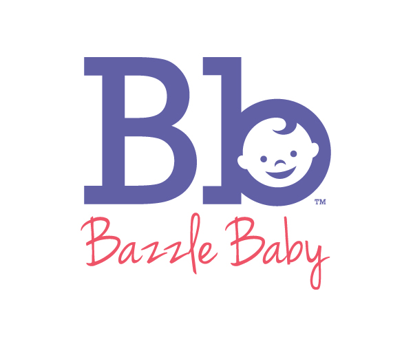 bazzle-baby-logo-creative-and-simple
