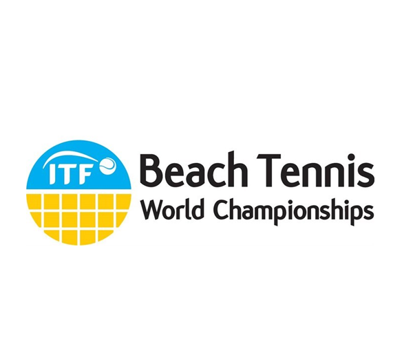 beach-tennis-world-cup-logo-design