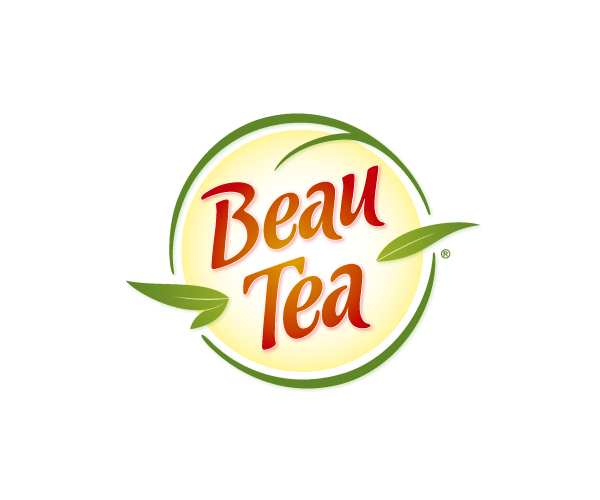beau-tea-logo-design