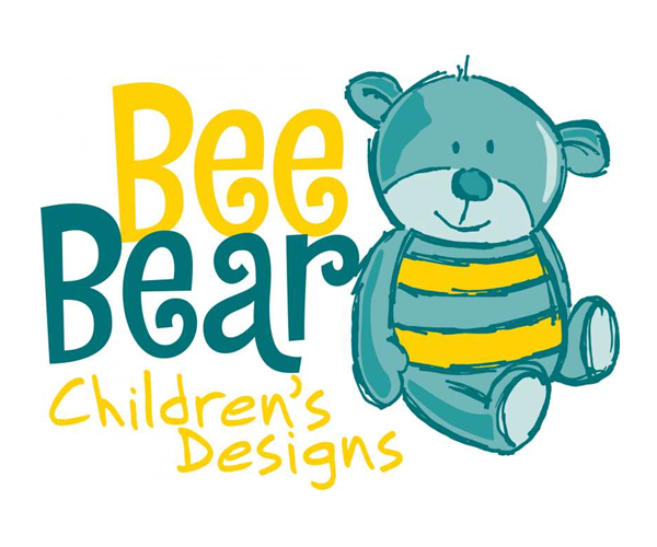 bee-bear-children-designs-logo