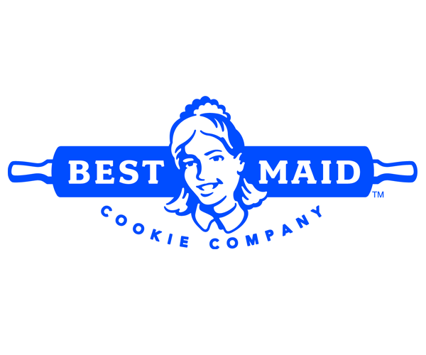 best-maid-cookie-company-logo-design