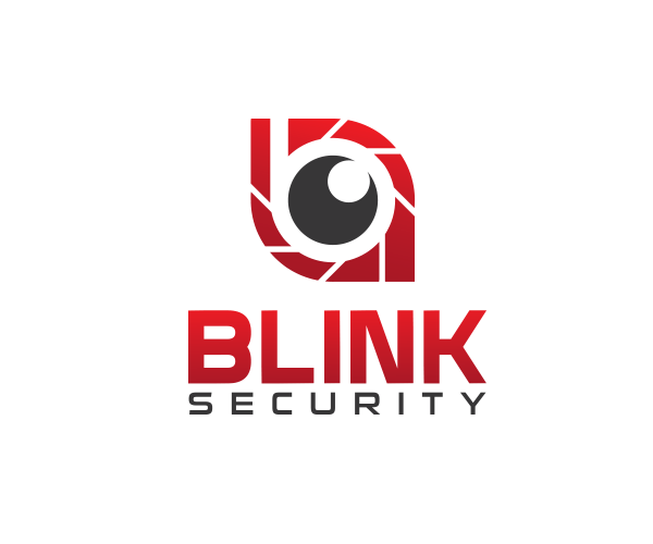 blink-security-logo-design