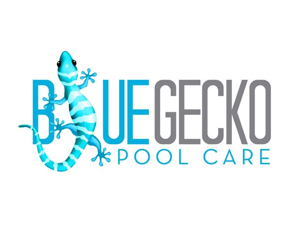 blue-gecko-pool-care-biz-logo-designer