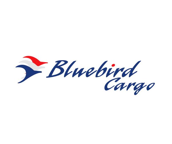 bluebird-cargo-company-logo-design