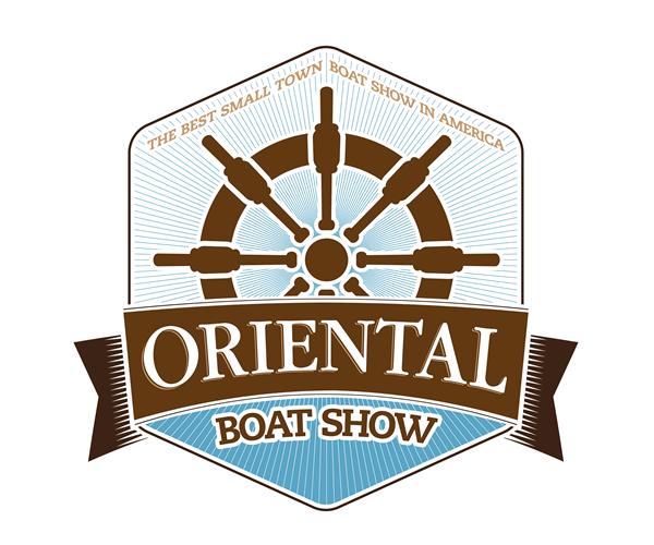 boat-show-in-america-logo-design