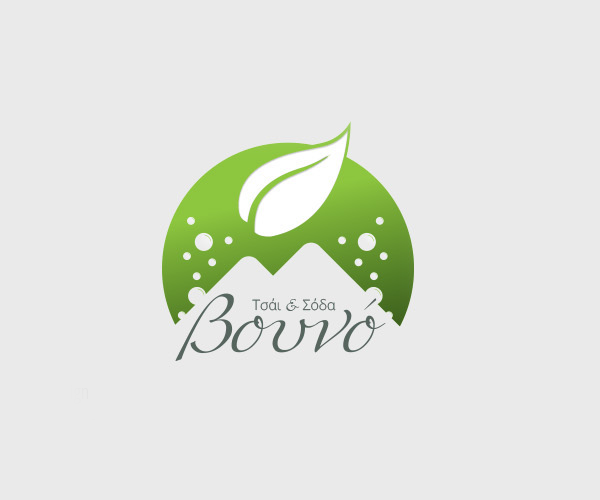 bouvo-tea-creative-logo-free-idea