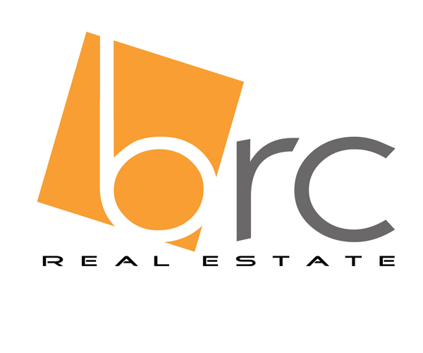 brc-real-estate-logo-design