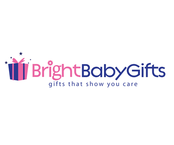 bright-baby-gifts-logo-design-online-store