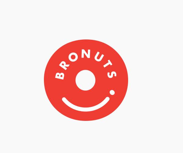 bronuts-logo-design