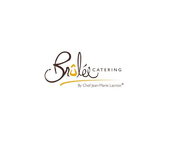 brulee-catering-logo-designer