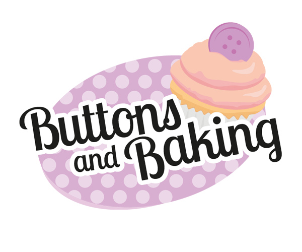 buttons-and-baking-logo-design
