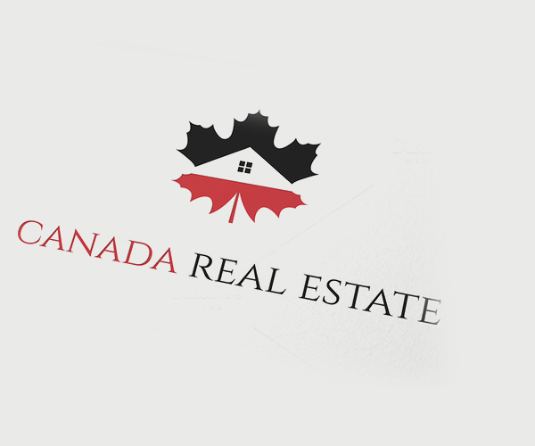 canada-real-estate-logo-design