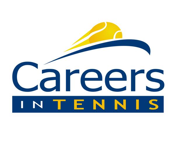 careers-in-tennis-logo-design