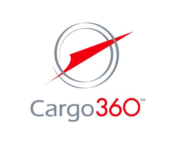 cargo-360-logo-design