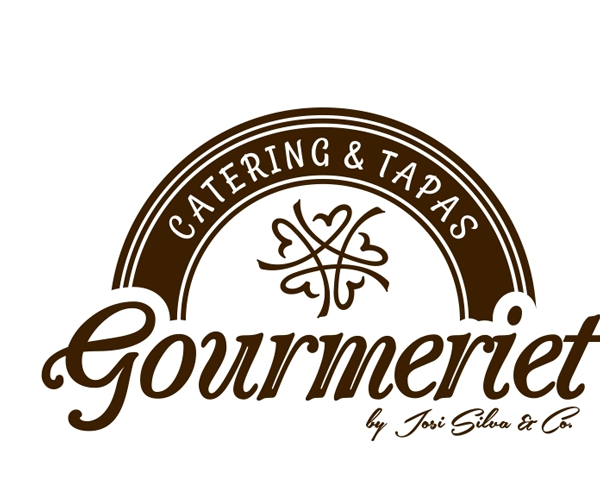 catering-and-tapas-gourmeridt-logo-design