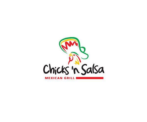 chicks-n-salsa-logo-design