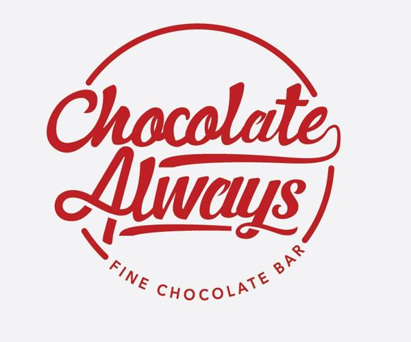 chocolate-always-logo-design