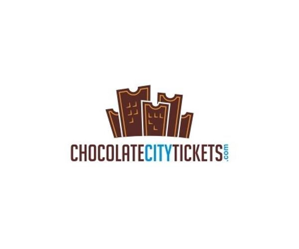 chocolate-city-tickets-com-logo-design