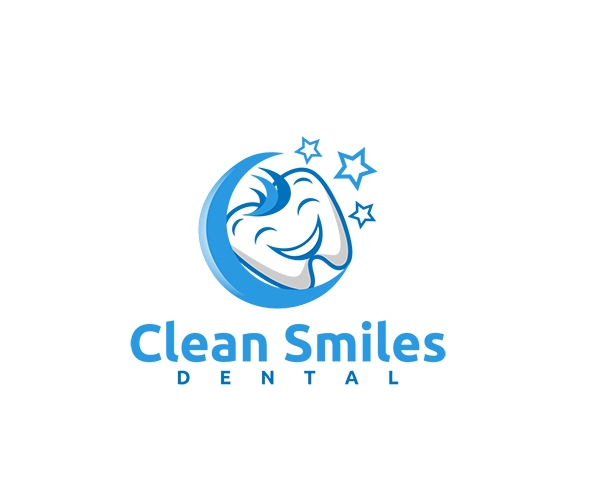 clean-smiles-dental-logo-designer