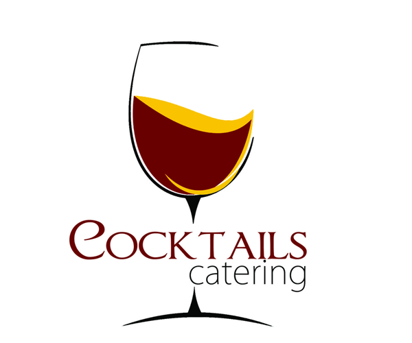 cock-tails-catering-logo-design