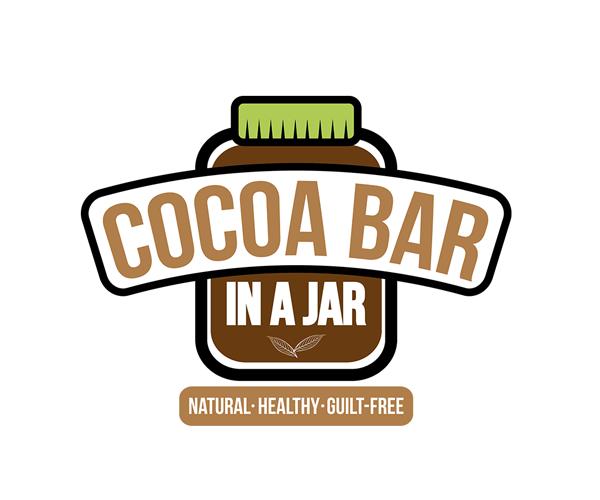 cocoa-bar-logo-design-for-jar