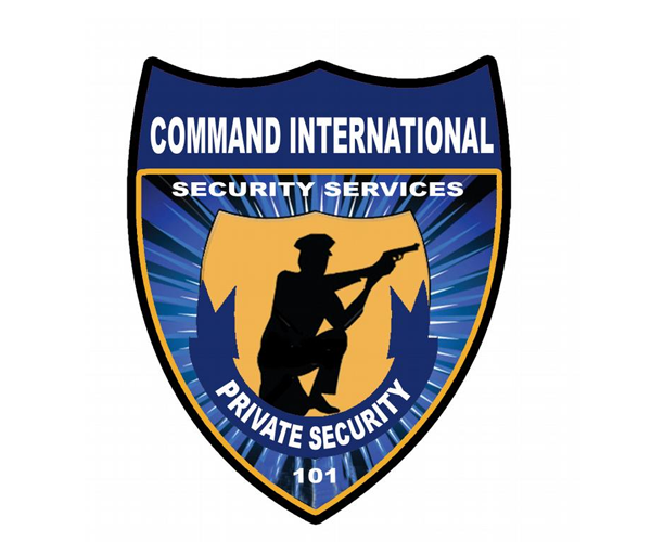command-international-private-security-logo-design