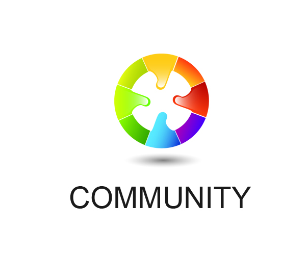 community-network-logo-download-free