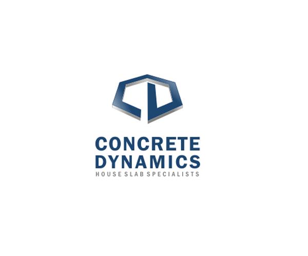 concrete-dynamics-logo-design
