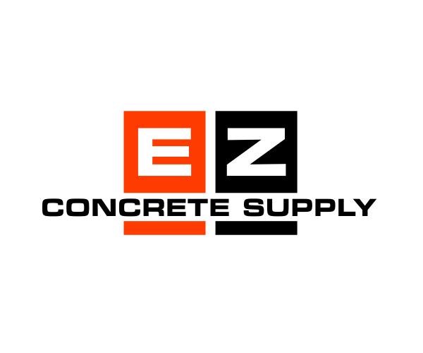 concrete-supply-logo-design