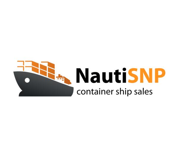 container-ship-sale-logo-deisgn-for-cargo