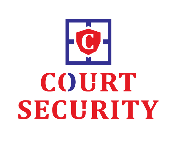 court-security-logo-design