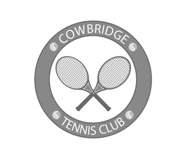 cowbridge-tennis-club-logo-design
