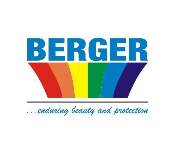 creative-Berger-Paints-logo-design