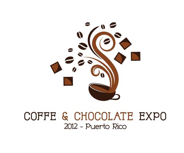 creative-chocolate-expo-logo-designer