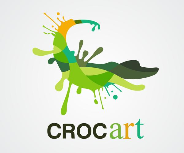 crocart-logo-designer-for-paint-company